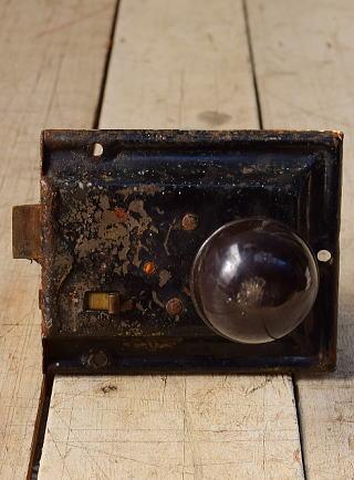 イギリス アンティーク ラッチ&ドアノブ 建具金物 6554