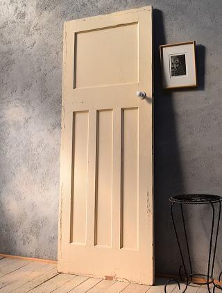 イギリス アンティーク 木製ドア 扉 建具 6759